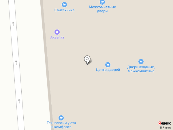 Салон люстр на карте Владимира