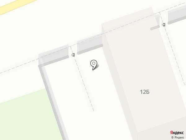 Островок на карте Владимира