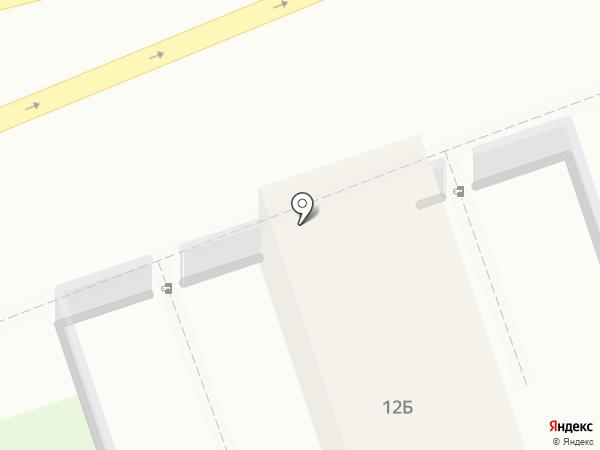Салон на карте Владимира