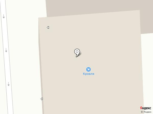 Тандем на карте Владимира