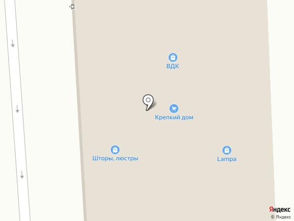 Сантехстройсервис на карте Владимира
