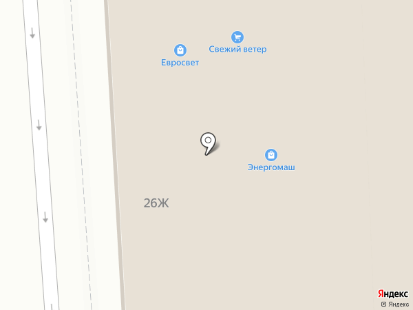 Torex на карте Владимира