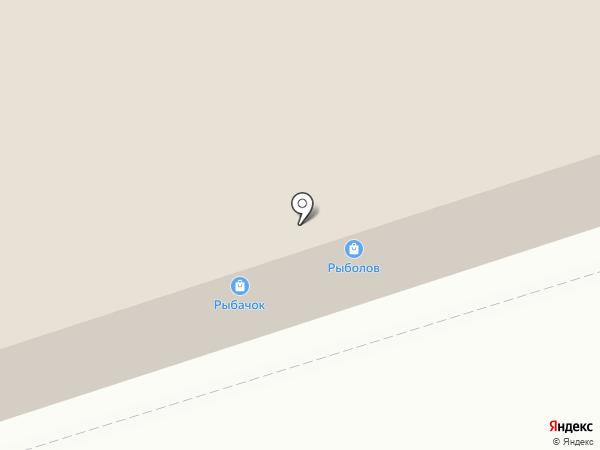 Порецкое на карте Владимира