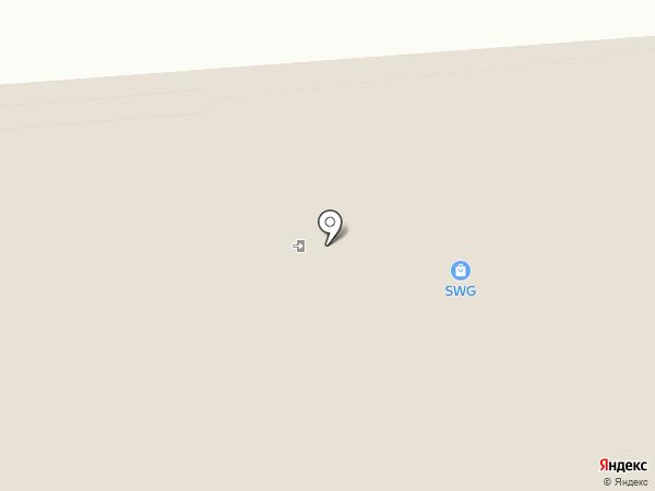 Ручеек на карте Владимира