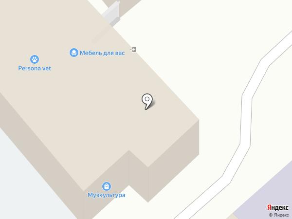 PECORA на карте Владимира