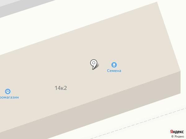 Renault Centr на карте Владимира