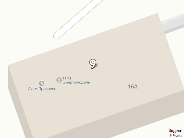 Владбизнеспартнер на карте Владимира
