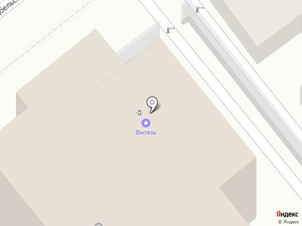 Гешталь-центр на карте Владимира