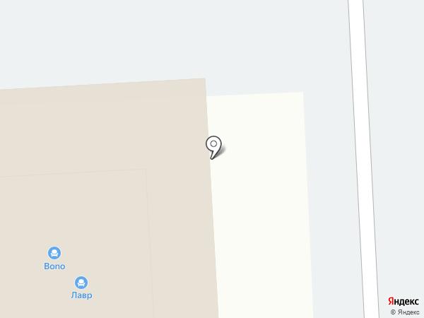 СтолБери на карте Владимира