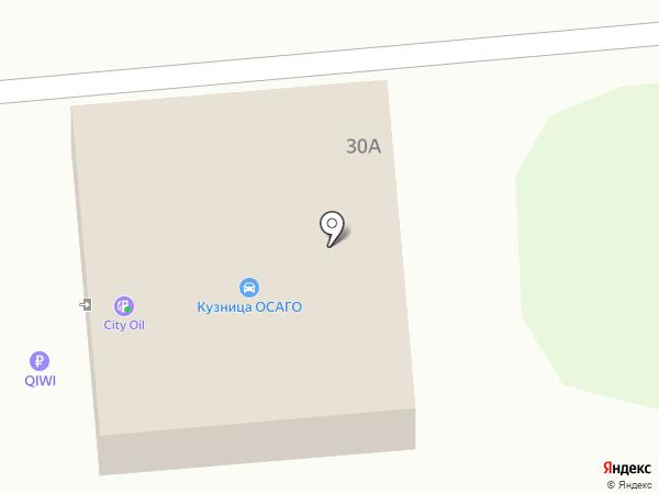 МеталлоПрофиль на карте Владимира