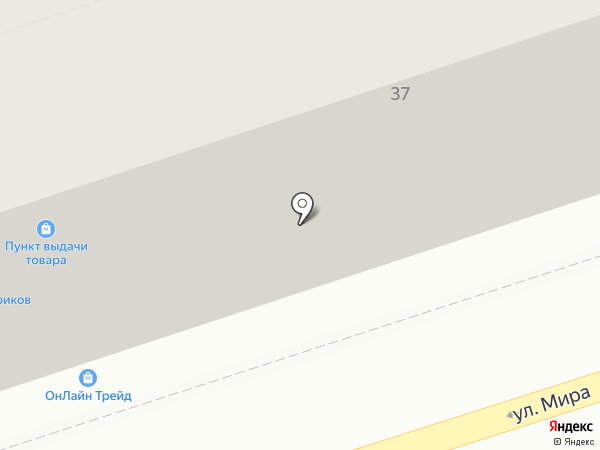 Faberlic на карте Владимира