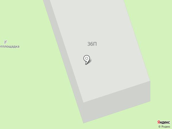 Денто Ивама Рю на карте Владимира