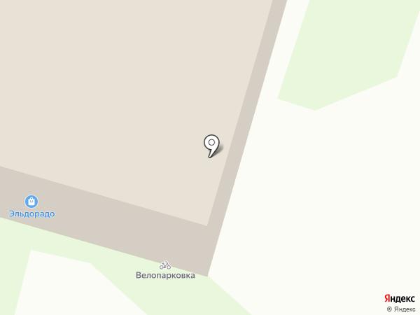 Нерль на карте Владимира