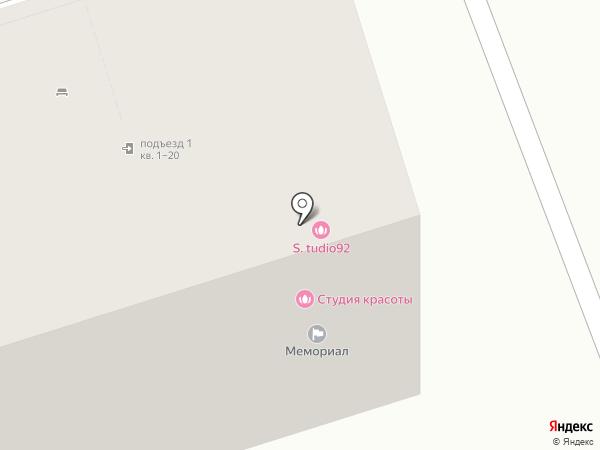 Фотостудия на карте Владимира