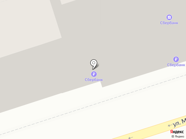 Сбербанк, ПАО на карте Владимира