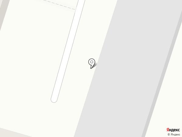 Шиномонтажная мастерская на карте Владимира
