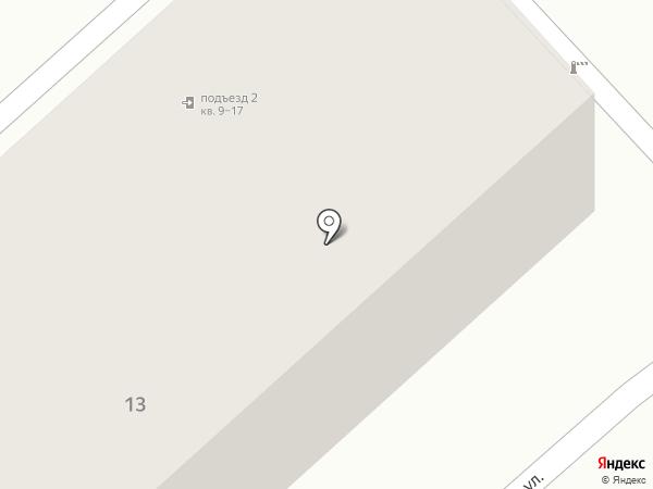 Парус на карте Владимира
