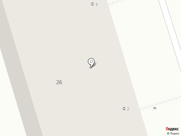 ЖСК №61 на карте Владимира