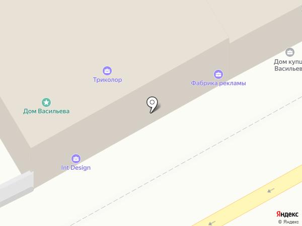 Дилер Крокс на карте Владимира