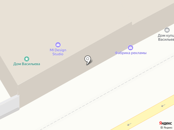 Триколор ТВ на карте Владимира