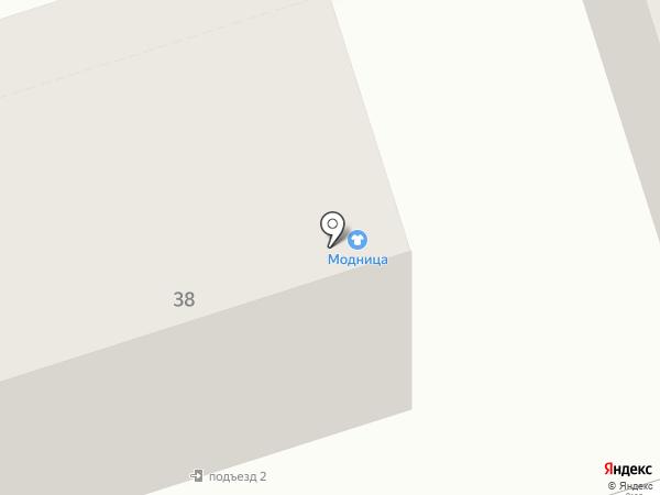 Эталон окна на карте Владимира