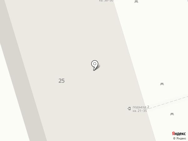 Почаевская 25, ТСЖ на карте Владимира