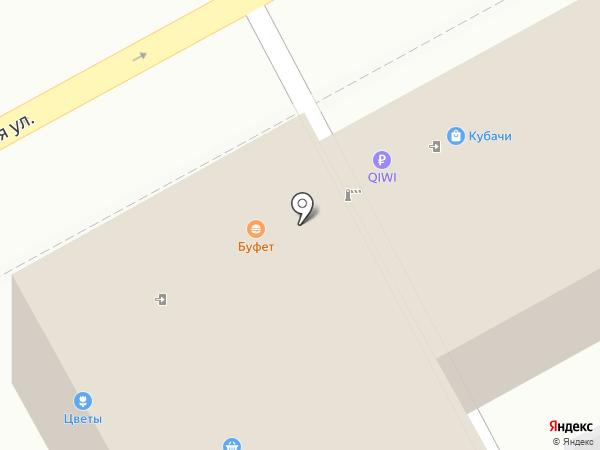 Чаша на карте Владимира
