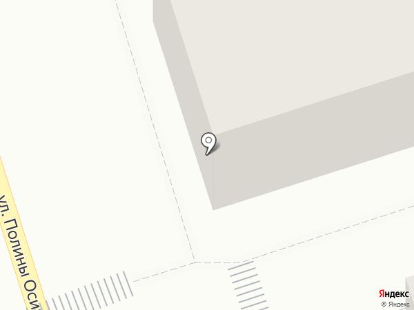 Колибри на карте Владимира
