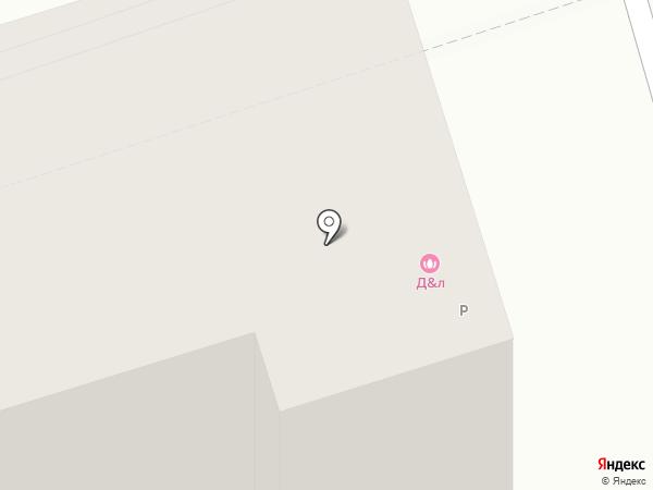 Дарина на карте Владимира