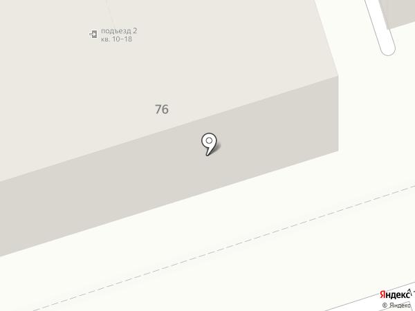 Елка на карте Владимира