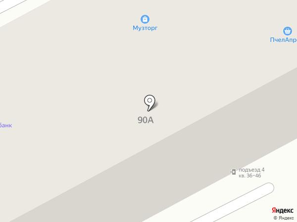 NRG на карте Владимира