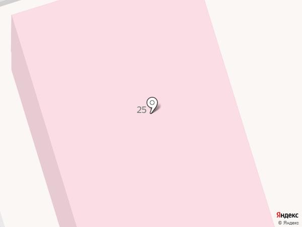 Городская больница №4 на карте Владимира