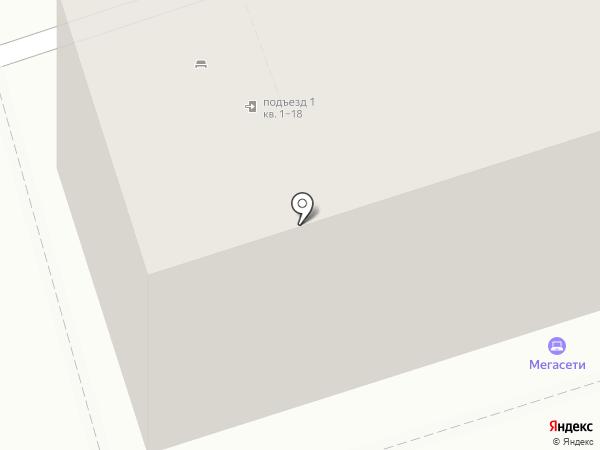 Магазин детской одежды и обуви на карте Владимира