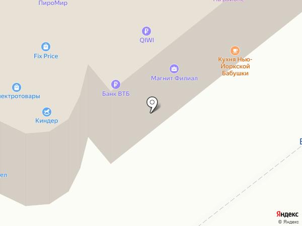 КЕДРЪ на карте Владимира
