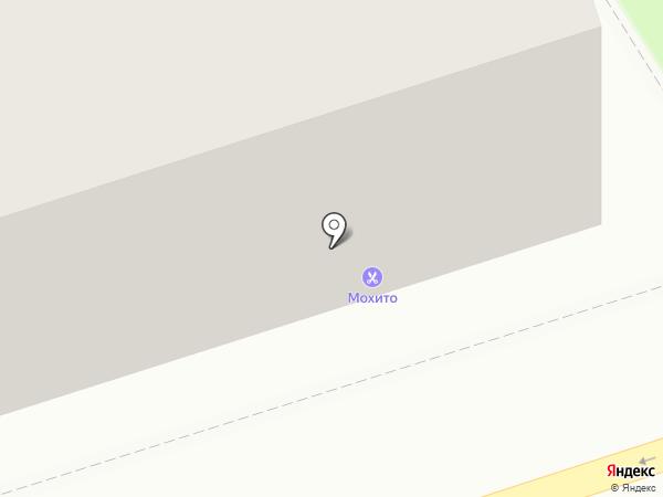 Мохито на карте Владимира