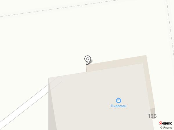 Фиалка на карте Владимира