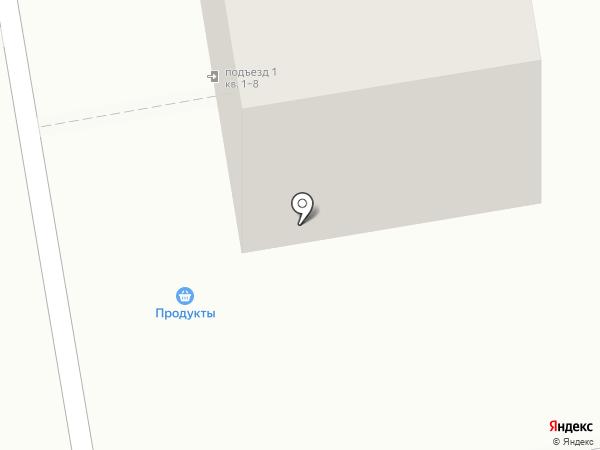 Нанс на карте Владимира