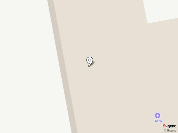 Самосвал на карте Владимира