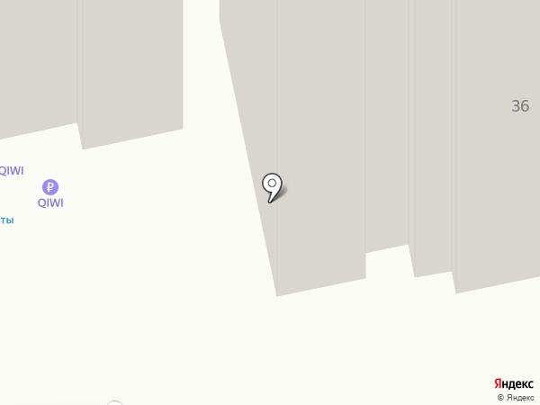 Магазин хозтоваров на карте Владимира