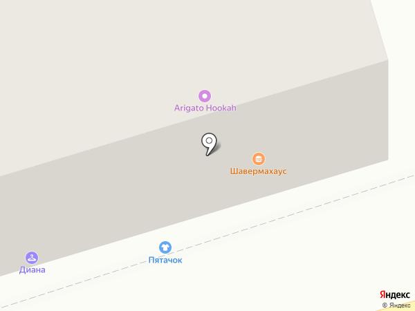 Автоимпорт на карте Владимира