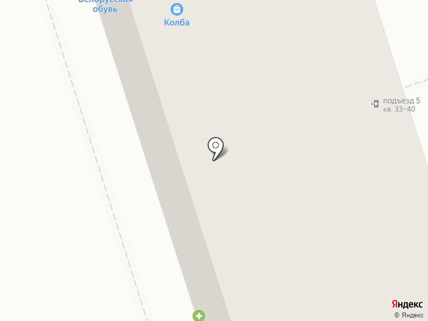 Эдем на карте Владимира