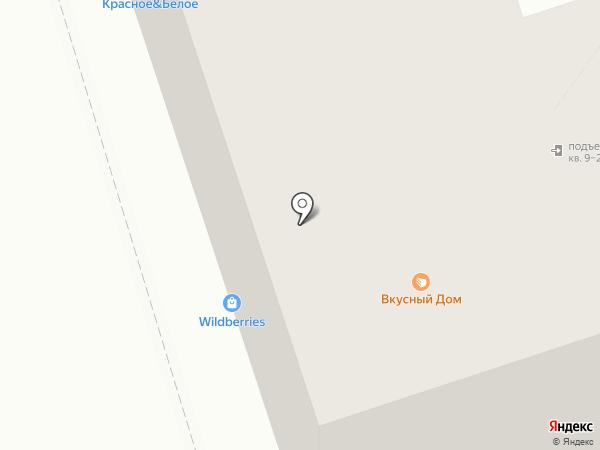 Пивасик & Карасик на карте Владимира