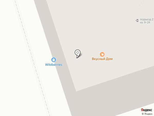 Лоскут на карте Владимира
