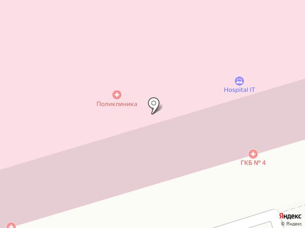 Hospital Studio33 на карте Владимира