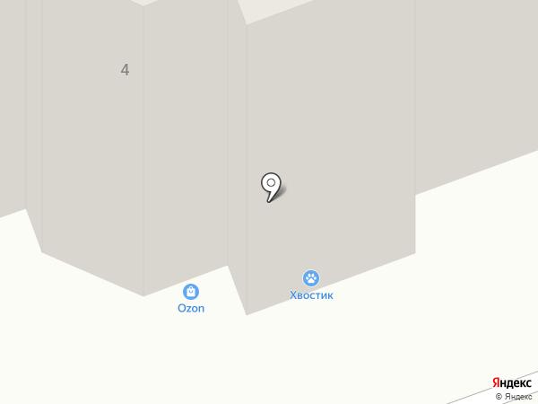 ЗдравСити на карте Владимира