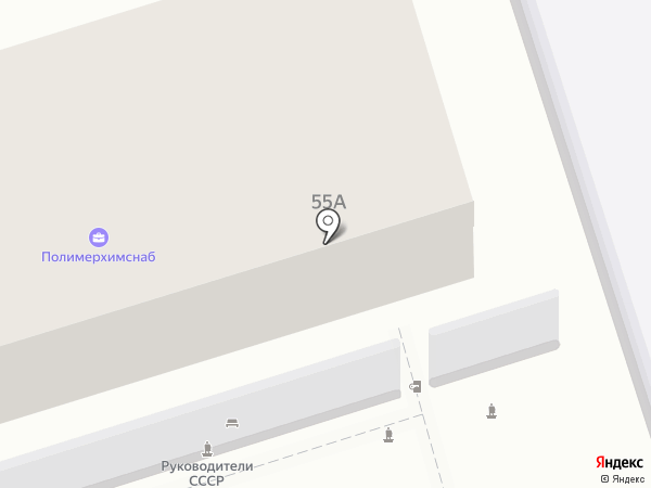 РЯБОВ И К на карте Владимира