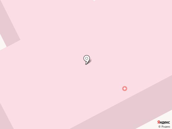 Областной кожно-венерологический диспансер на карте Владимира