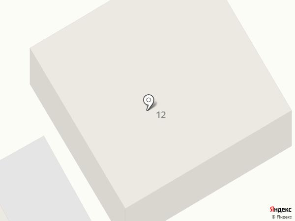 Дом Чуракиных на карте Суздаля