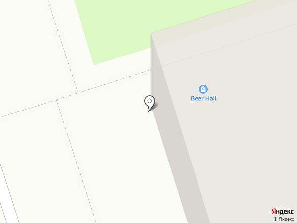 BEERHALL на карте Владимира