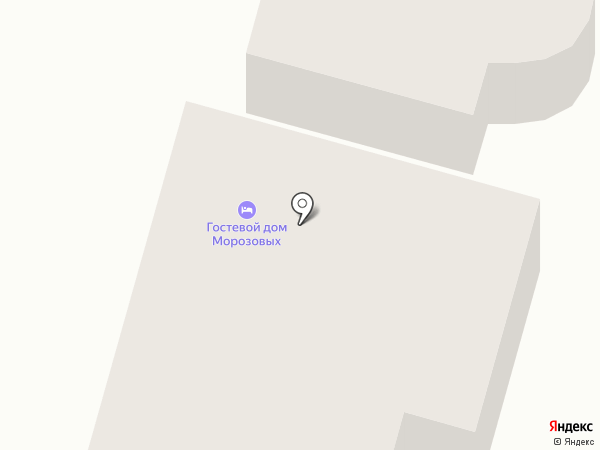 Морозовых на карте Суздаля